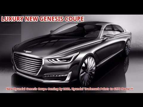 23 A Hyundai Genesis Coupe 2020 Research New