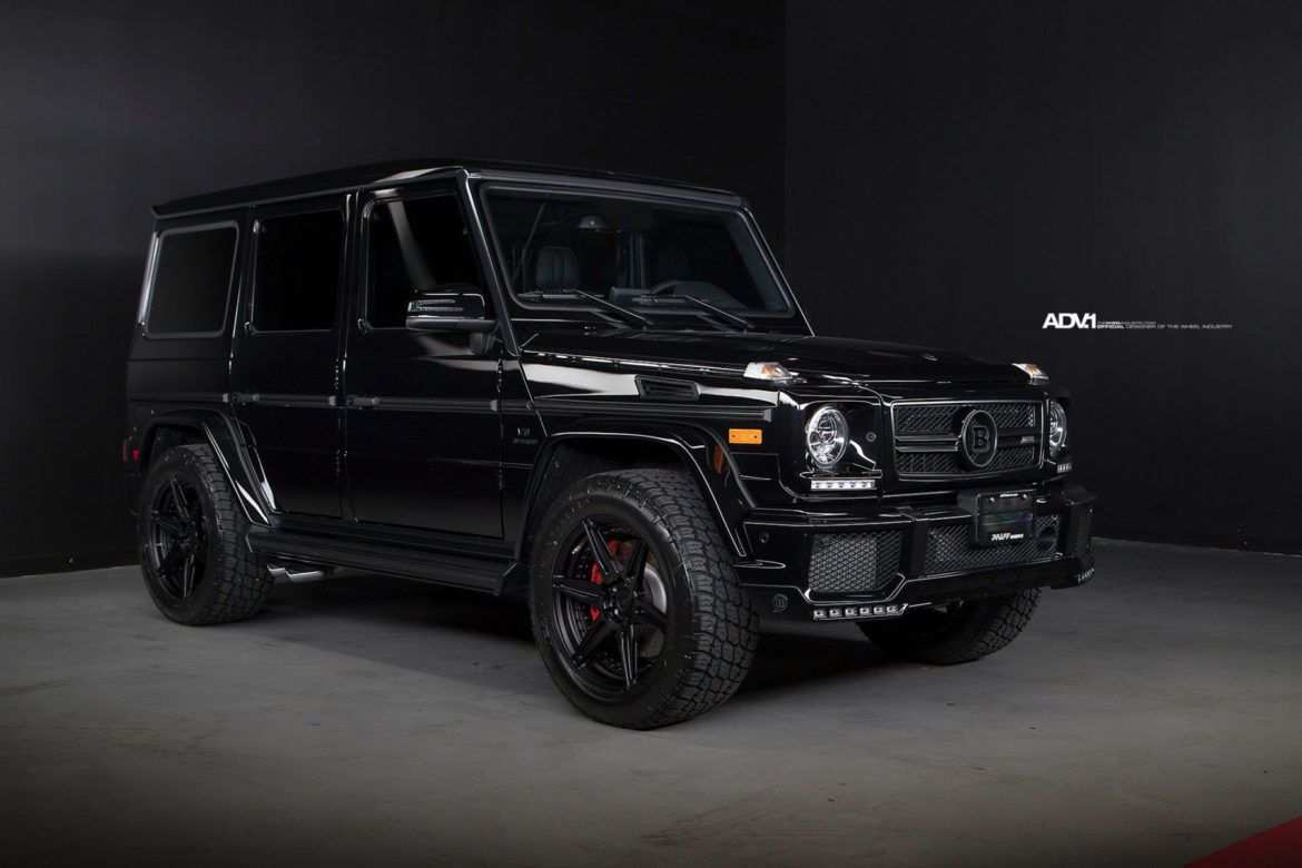 23 A Mercedes Brabus 2019 New Model And Performance