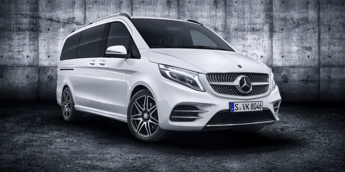 23 A Mercedes V Klasse 2019 New Model And Performance