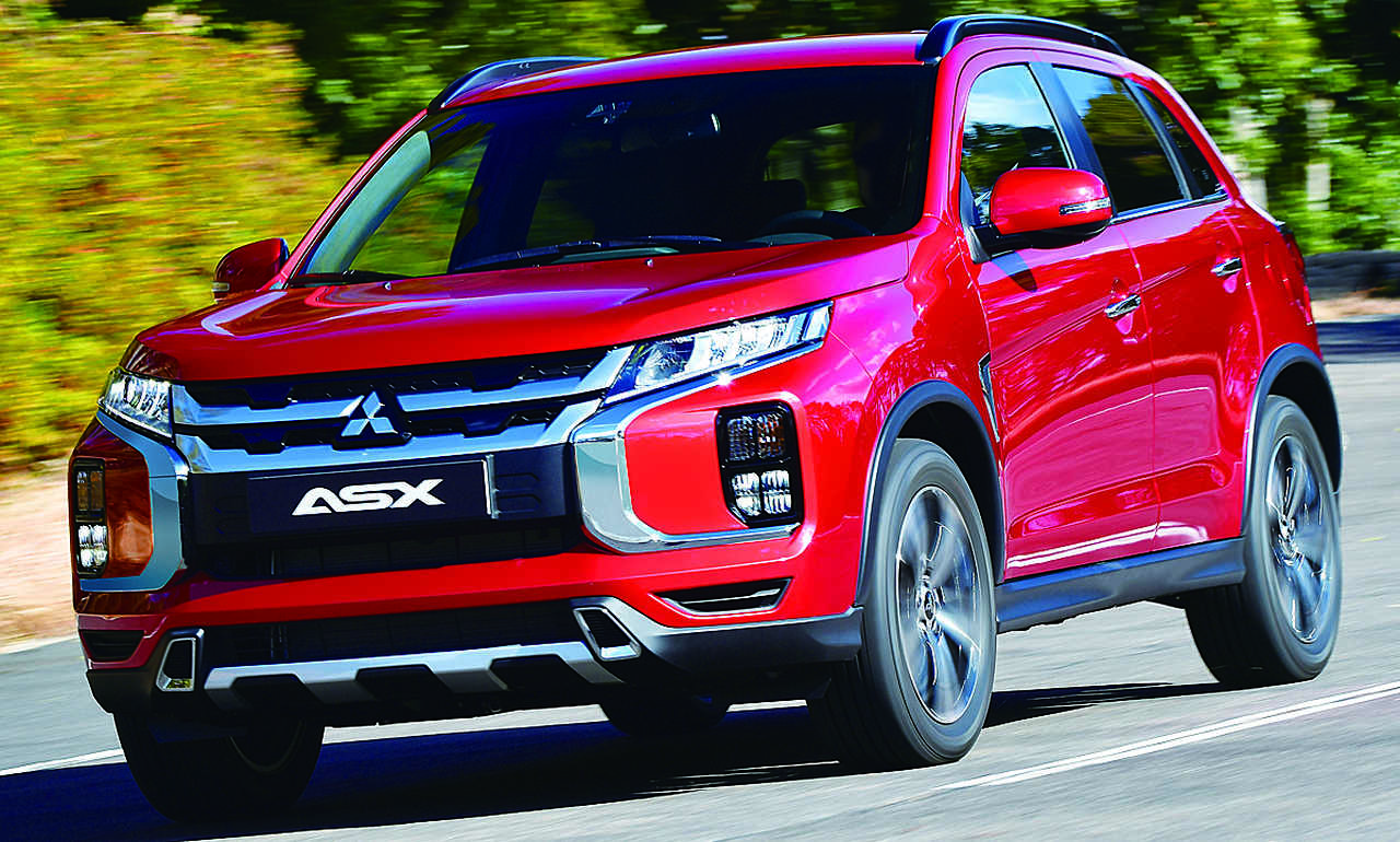 23 A Mitsubishi Asx Review And Release Date