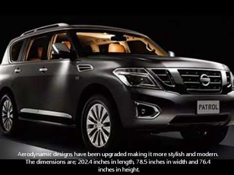 23 A New Nissan Patrol 2019 Speed Test
