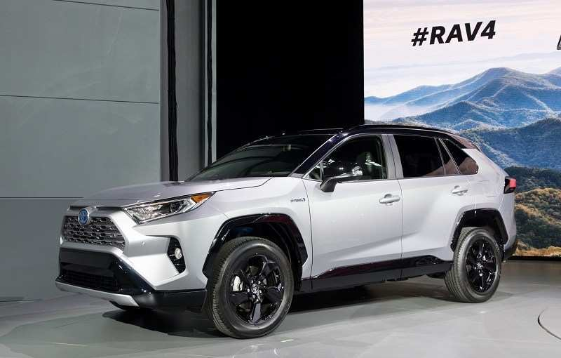 23 A New Toyota 2019 Models Release