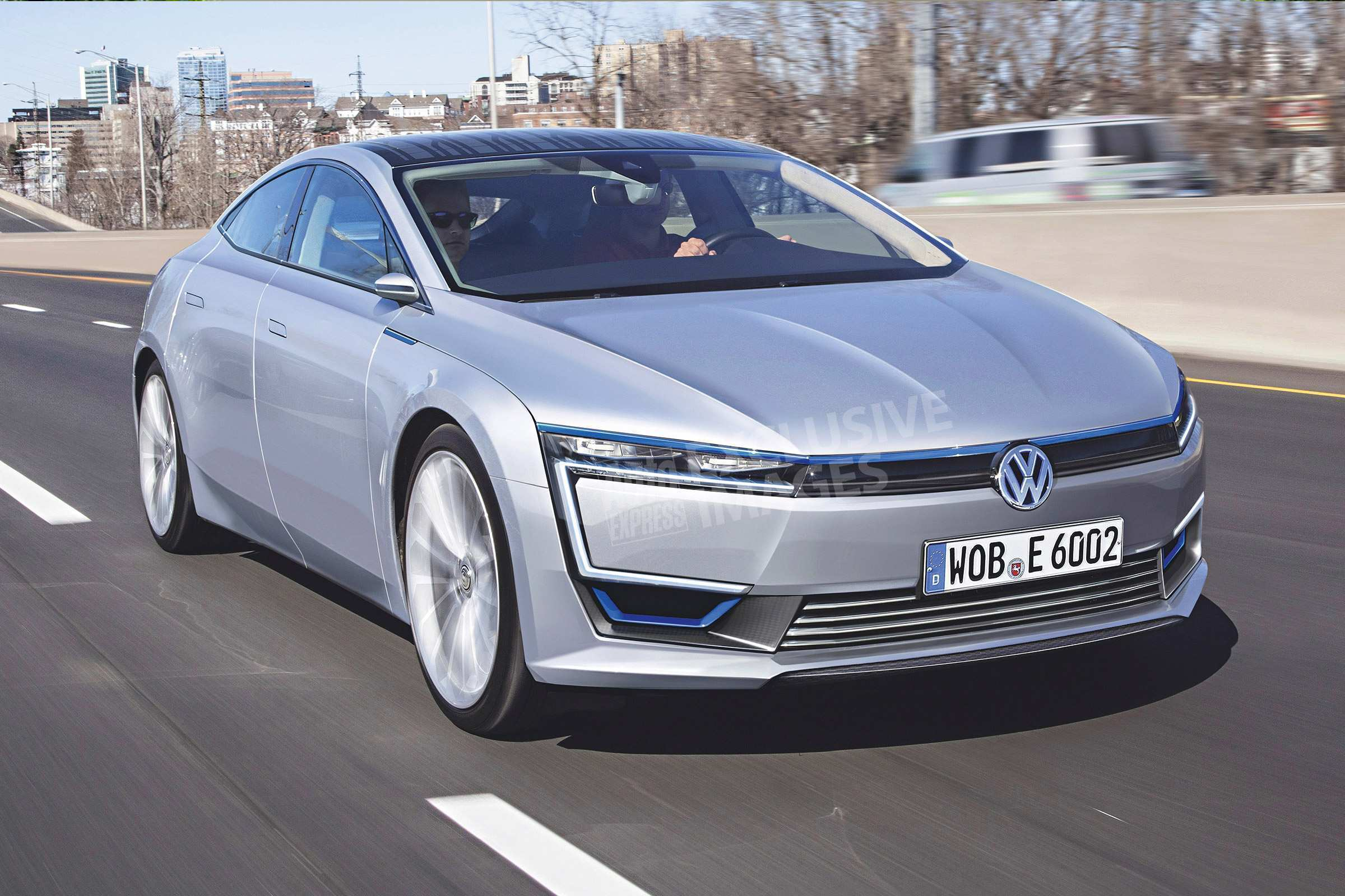 23 A Volkswagen 2019 Electric Spy Shoot
