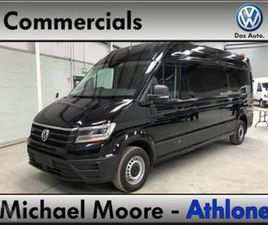 23 A Volkswagen Crafter 2019 New Model And Performance