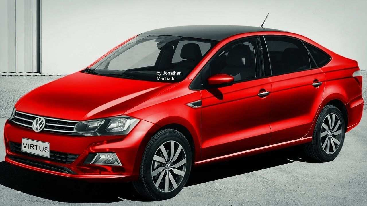 23 A Volkswagen Polo 2019 India Launch Research New