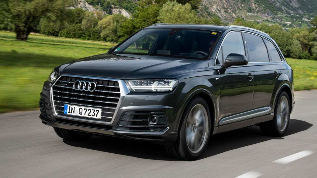 23 All New 2019 Audi Q7 Price Design And Review
