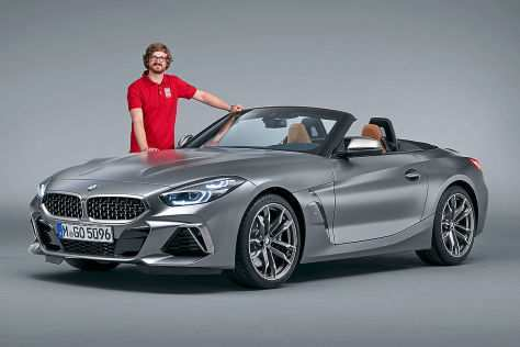 23 All New 2019 BMW Z4 M Roadster Specs
