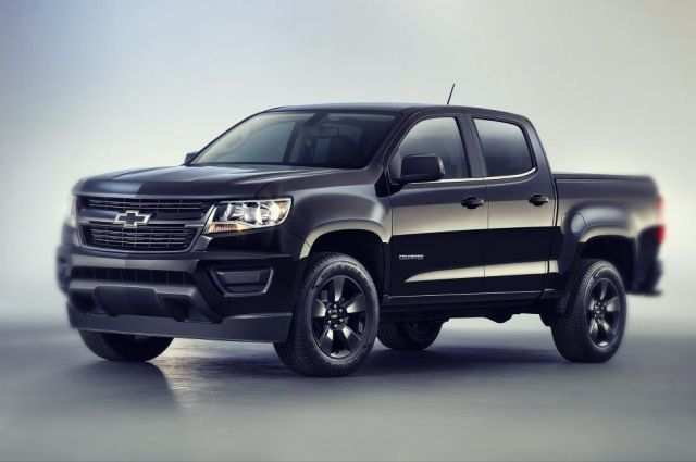 23 All New 2019 Chevy Colorado Going Launched Soon Overview