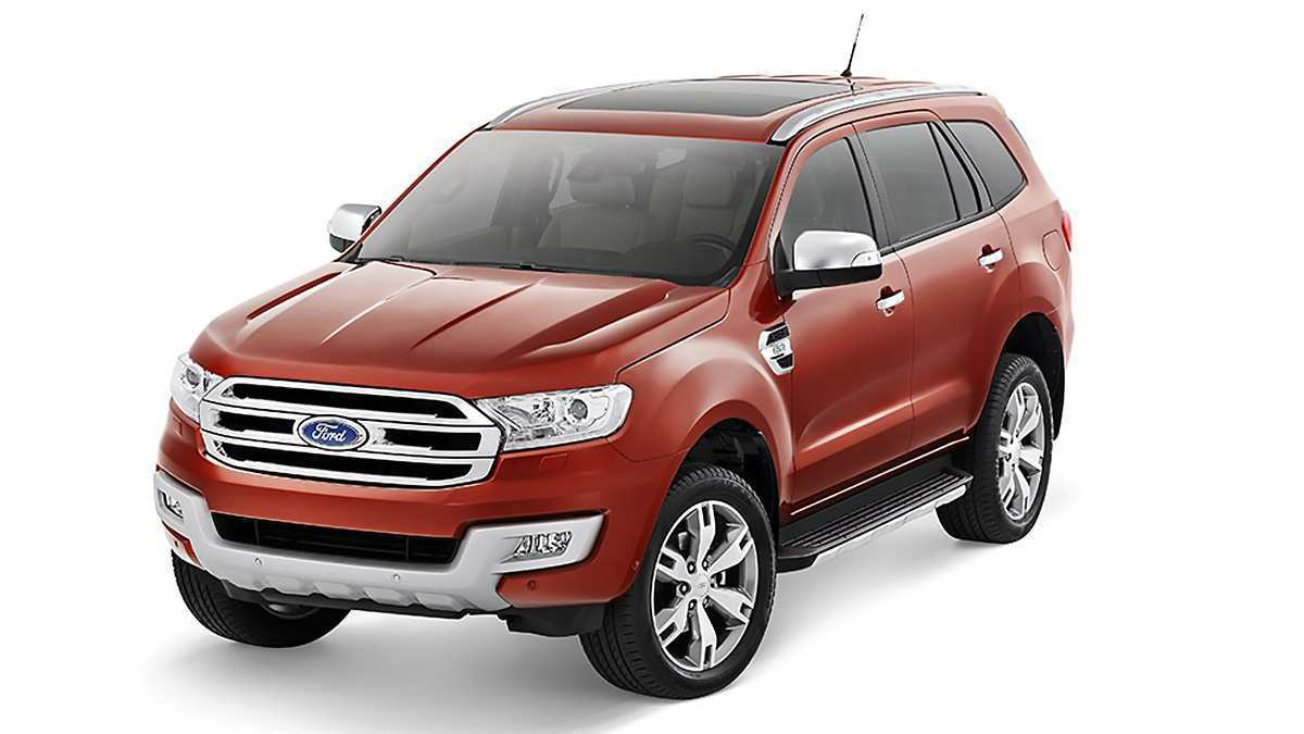 23 All New 2019 Ford Everest Price And Review