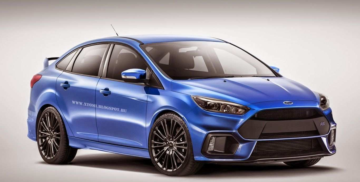 23 All New 2019 Ford Focus RS Release Date
