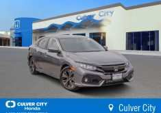 2019 Honda Civic Hybrid