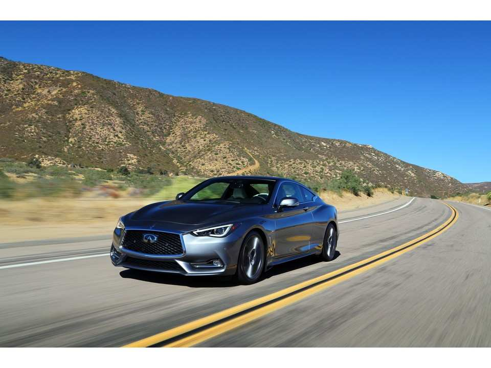 23 All New 2019 Infiniti Q60 Coupe Convertible Exterior