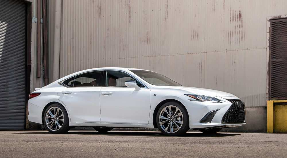 23 All New 2019 Lexus ES Pictures