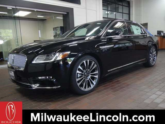 23 All New 2019 Lincoln Continental Spesification
