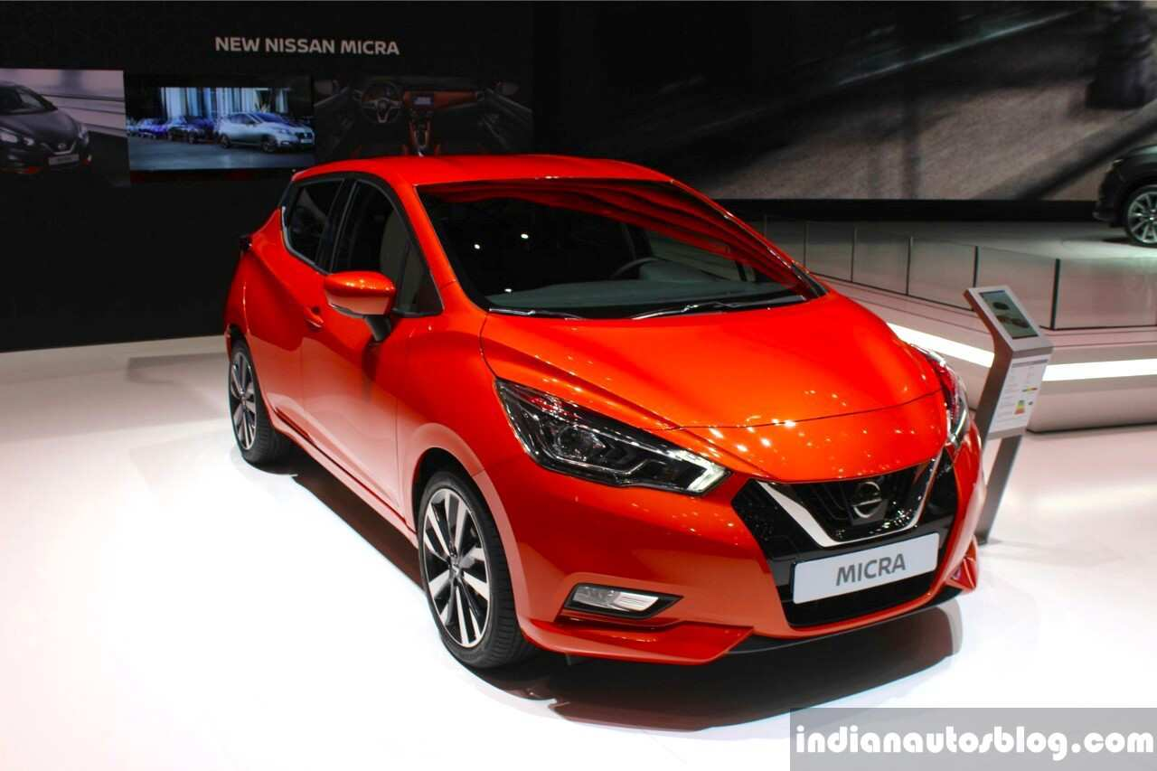 23 All New 2019 Nissan Micra Price