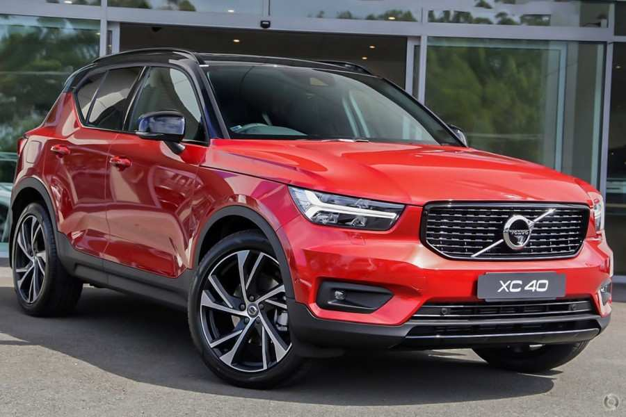 23 All New 2019 Volvo Xc40 T5 R Design Redesign And Review