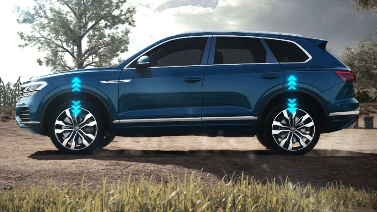 23 All New 2019 Vw Touareg Tdi New Concept