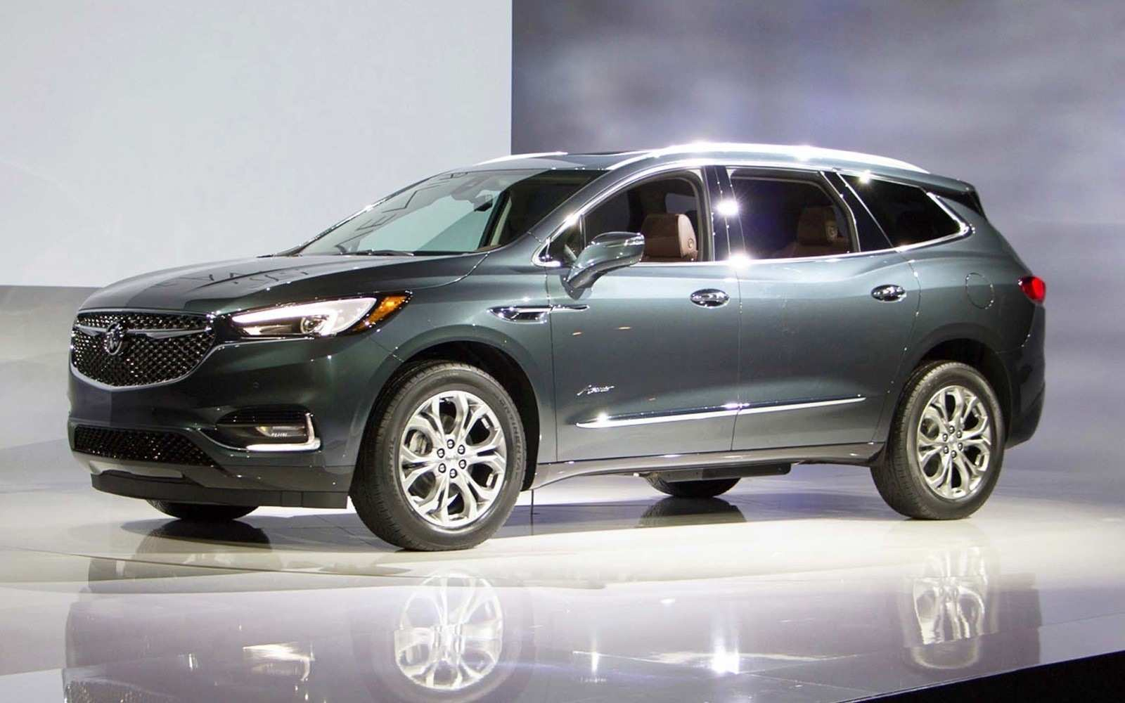 23 All New 2020 Buick Enclave Spy Photos Review