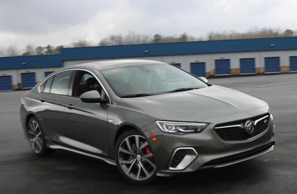 23 All New 2020 Buick Regal First Drive