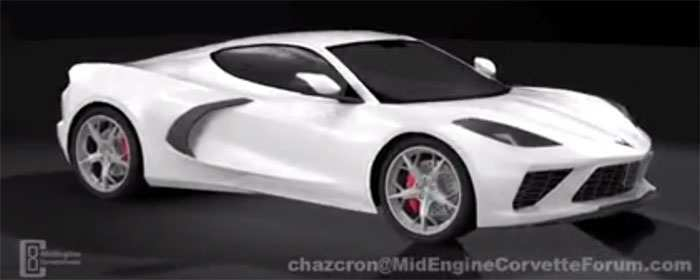23 All New 2020 Chevrolet Corvette Video Engine