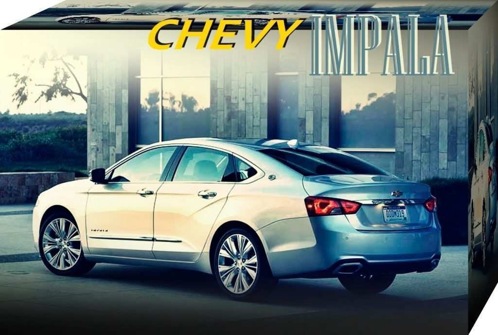 23 All New 2020 Chevy Impala SS Review And Release Date