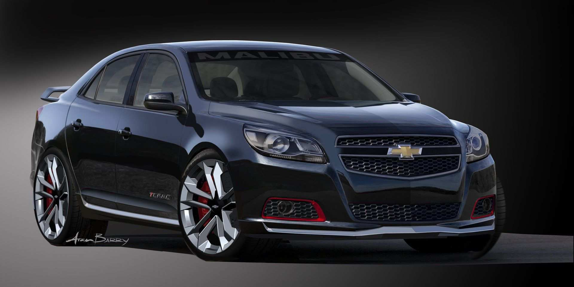 23 All New 2020 Chevy Malibu Picture