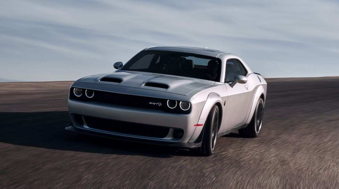 23 All New 2020 Dodge Challenger Hellcat Rumors