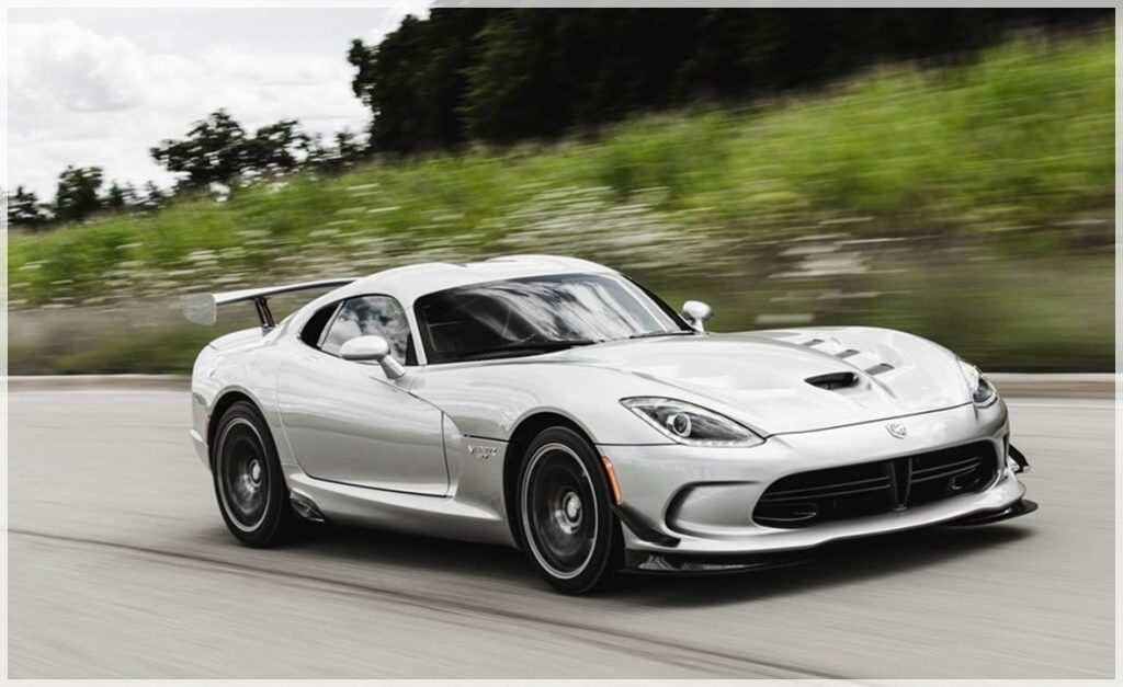 23 All New 2020 Dodge Viper ACR Review And Release Date