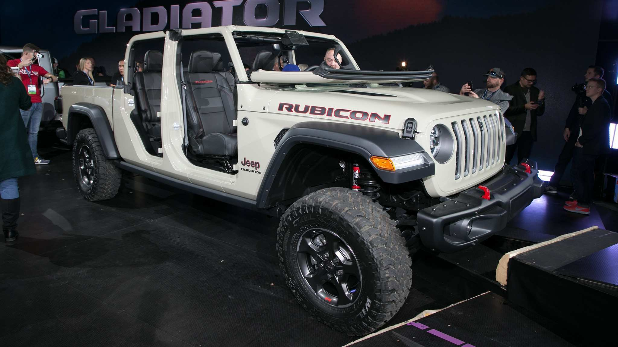 23 All New 2020 Jeep Gladiator Engine Specs And Review