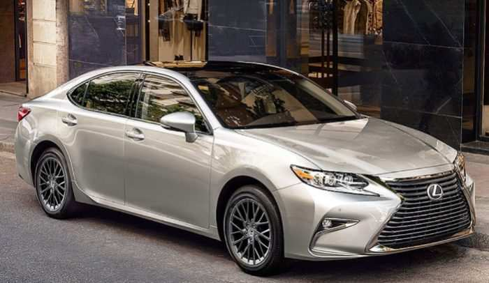 23 All New 2020 Lexus ES 350 New Model And Performance