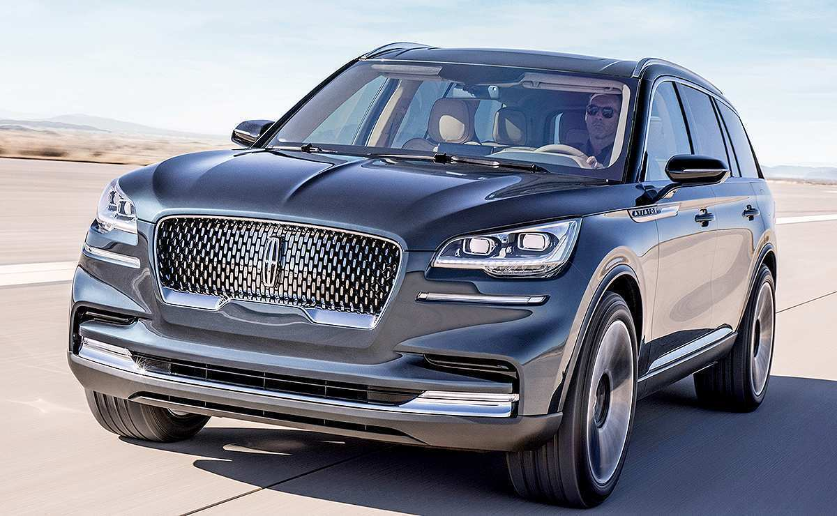 23 All New 2020 Lincoln Mkx At Beijing Motor Show Ratings