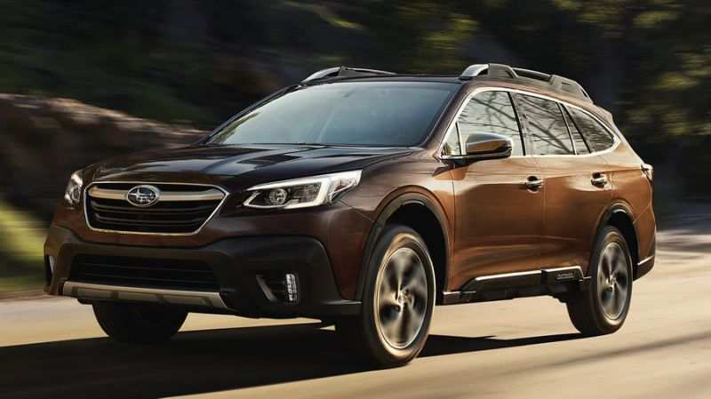 23 All New 2020 Subaru Outback Photos