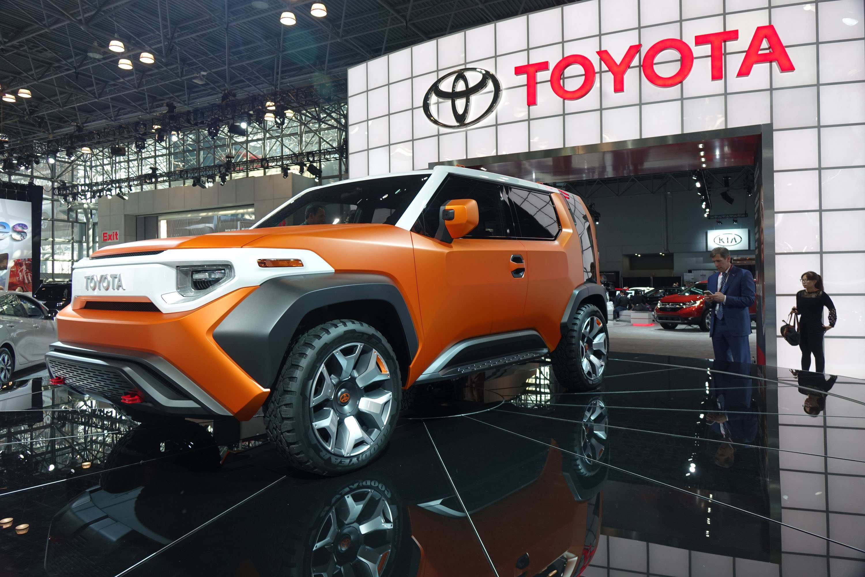 23 All New 2020 Toyota FJ Cruiser Concept And Review