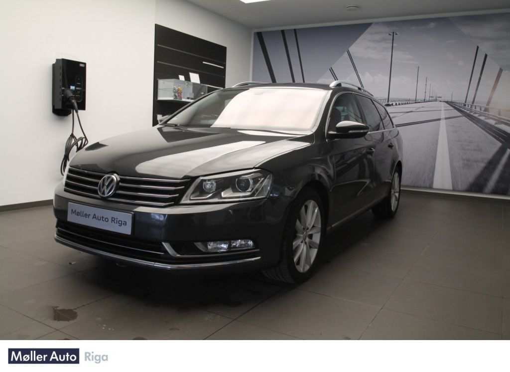 23 All New 2020 VW Passat Tdi Picture