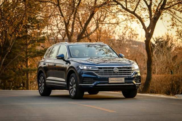 23 All New 2020 Volkswagen Touareg Release