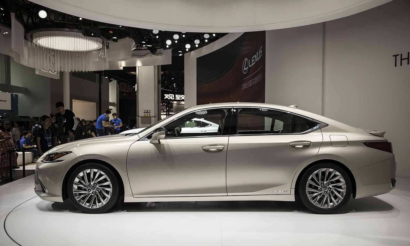 23 All New Are The 2019 Lexus Out Yet Speed Test
