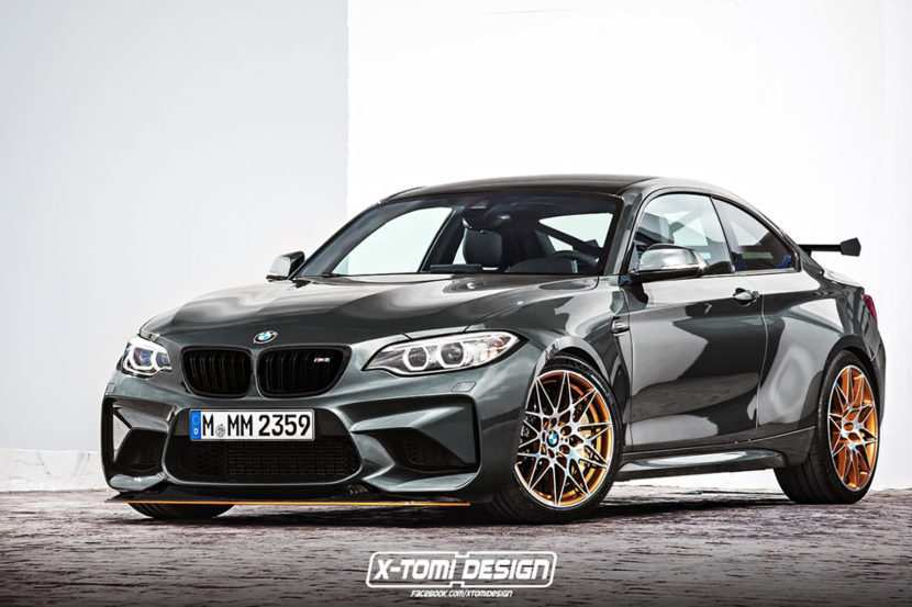 23 All New BMW M2 Competition 2020 Wallpaper
