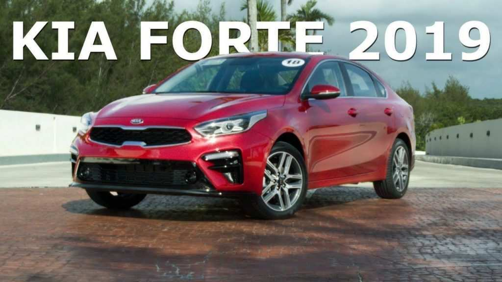 23 All New Kia Mexico Forte 2019 Performance And New Engine