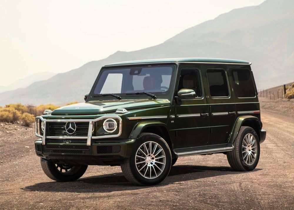 23 All New Mercedes 2019 G Wagon Price And Release Date