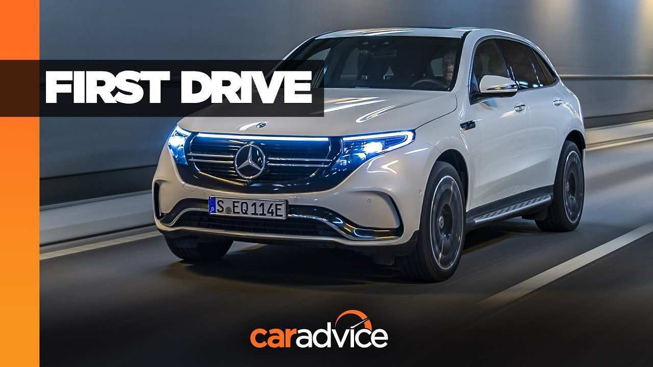 23 All New Mercedes Benz Eqc 2019 Price Design And Review