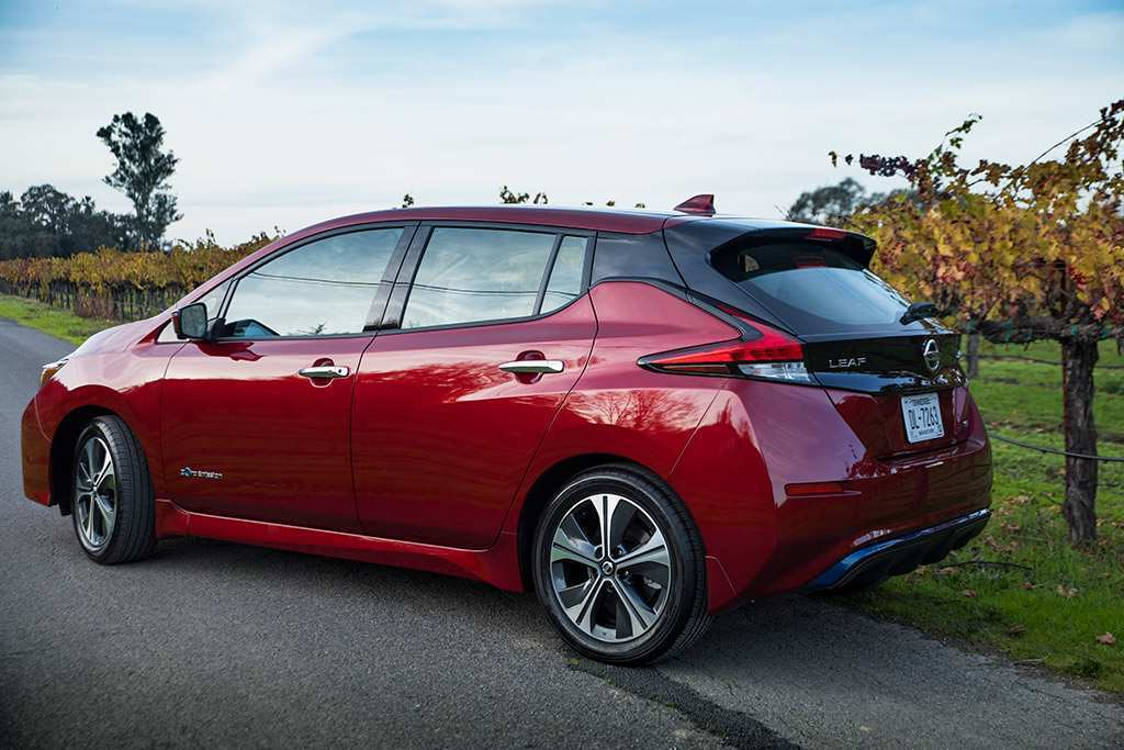 23 All New Nissan Leaf 2019 Review Speed Test