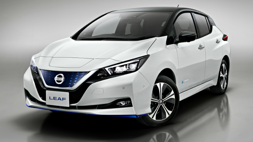 23 All New Nissan Leaf 2020 Canada Interior