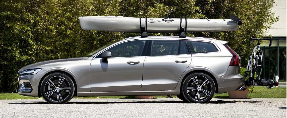 23 All New Volvo V60 2019 Configurations