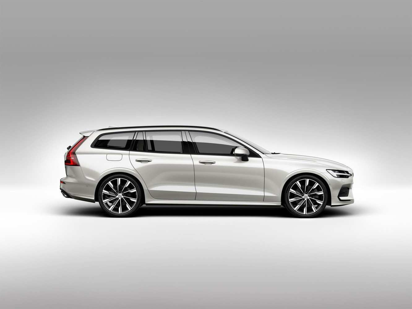 23 All New Volvo V60 2019 Wallpaper