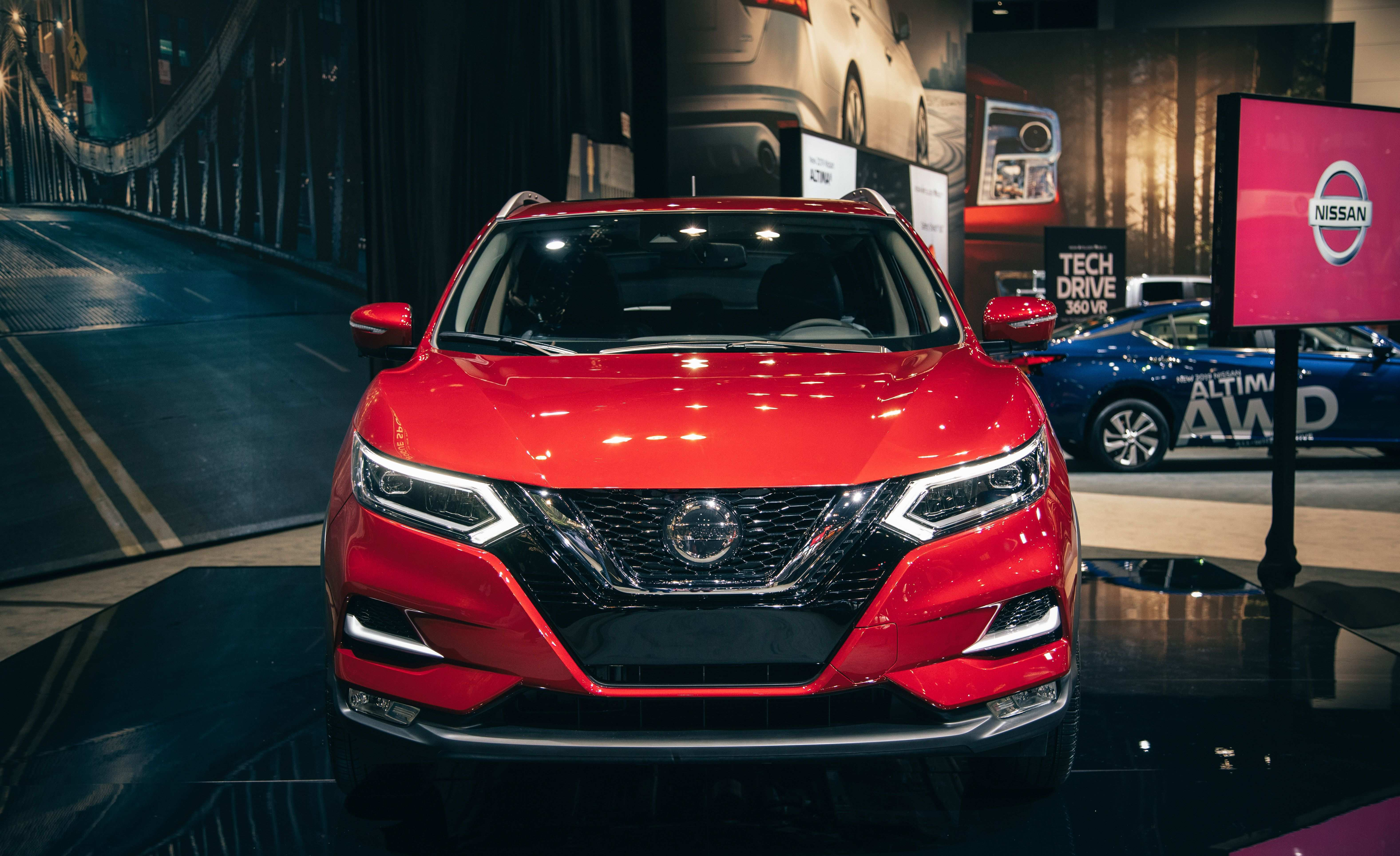 23 All New When Will The 2020 Nissan Rogue Be Released Performance And New Engine