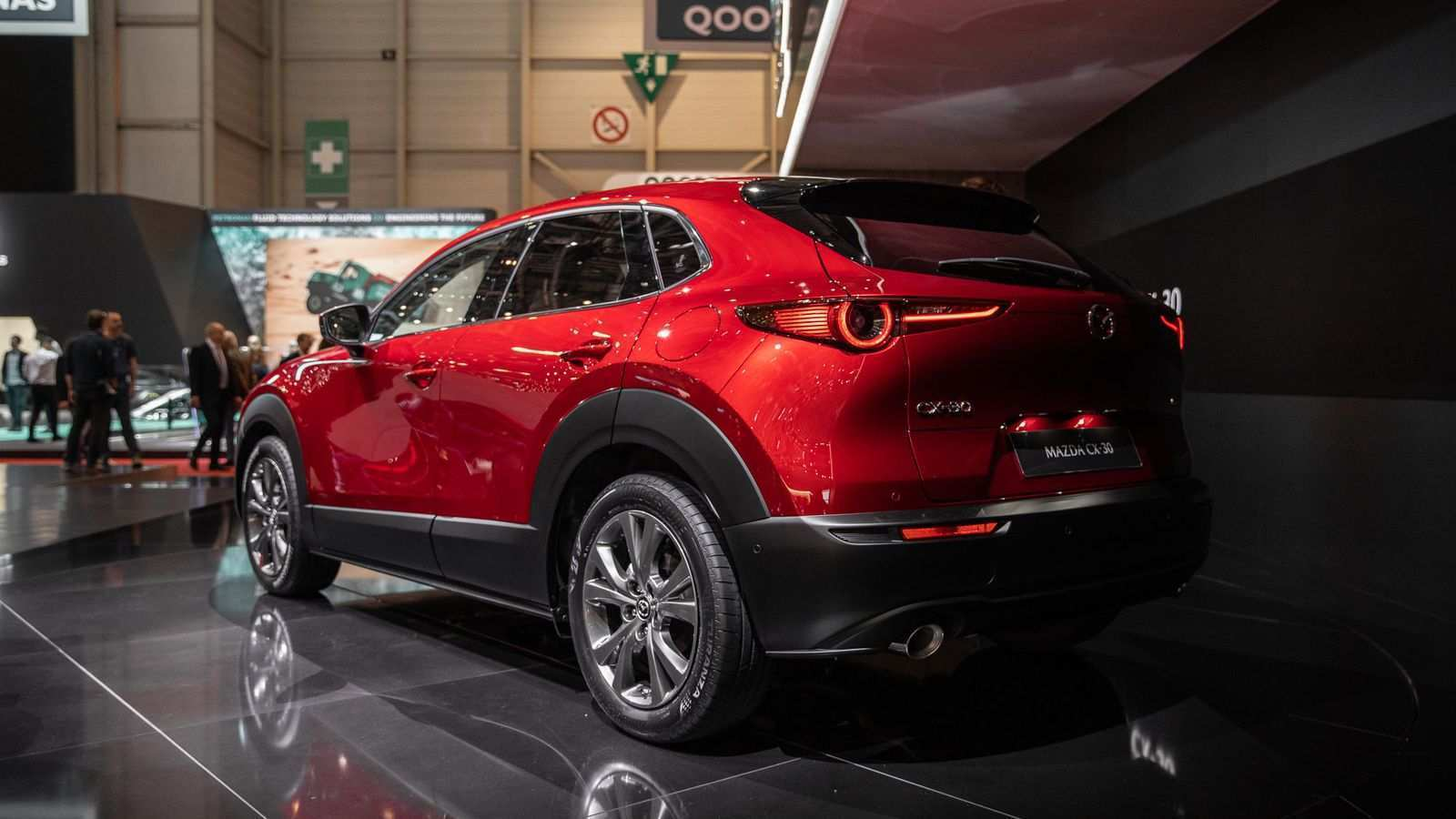 23 All New Xe Mazda Cx5 2020 Redesign