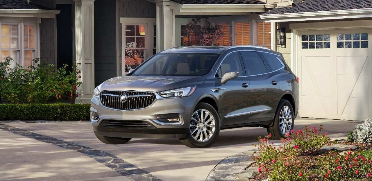 23 Best 2019 Buick Enclave New Concept