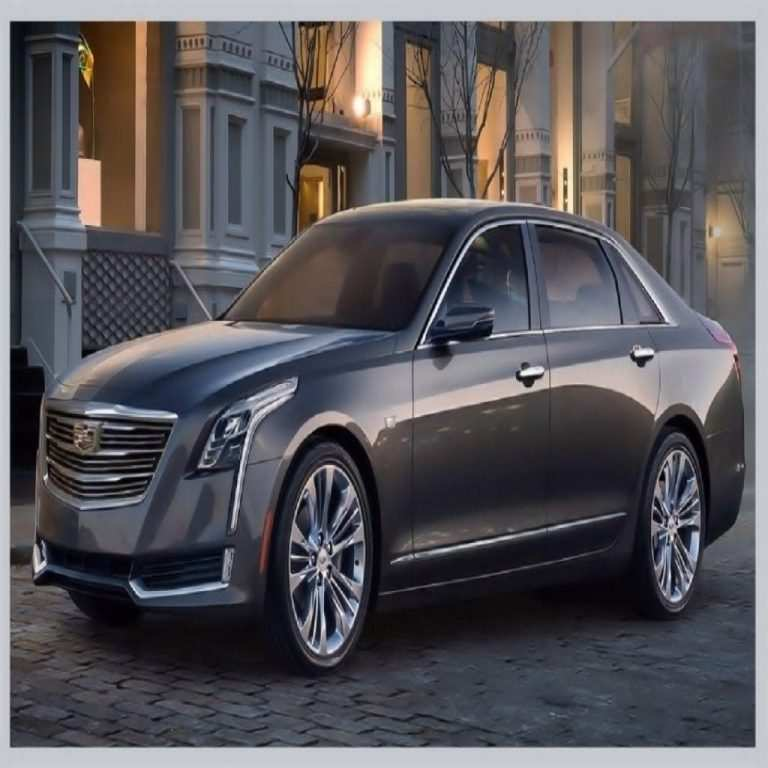 23 Best 2019 Cadillac Ciana First Drive