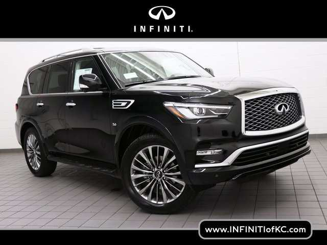 23 Best 2019 Infiniti QX80 Interior