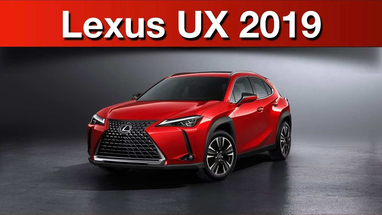 23 Best 2019 Lexus Ux Price Canada First Drive